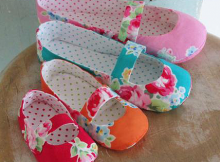 Mary Jane Flats Pattern Set