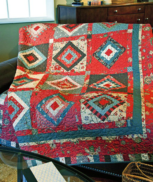 Nesting Boxes Quilt Pattern