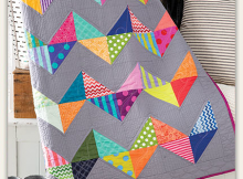 Over the Hill Quilt Pattern