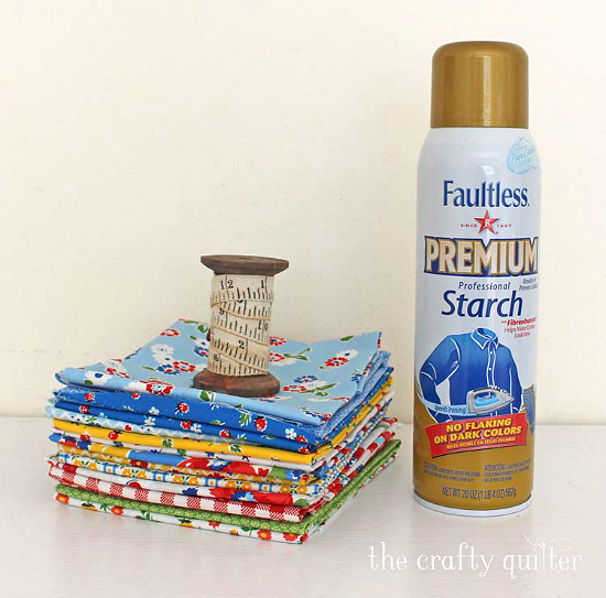 Which Spray Starch is Best for Quilting?