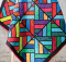 Tessellating Diamonds Quilt Pattern