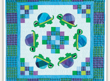 Totally Turtles Quilt Pattern