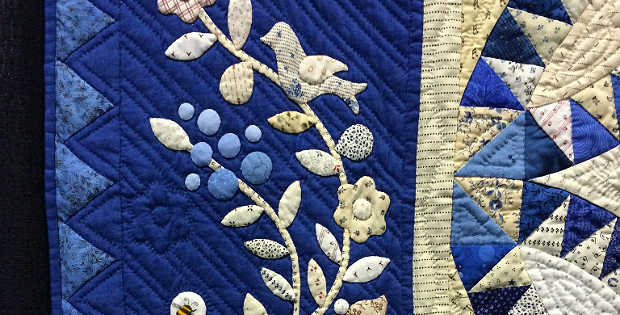 Create Better Bindings with Tips from a Quilt Show Judge