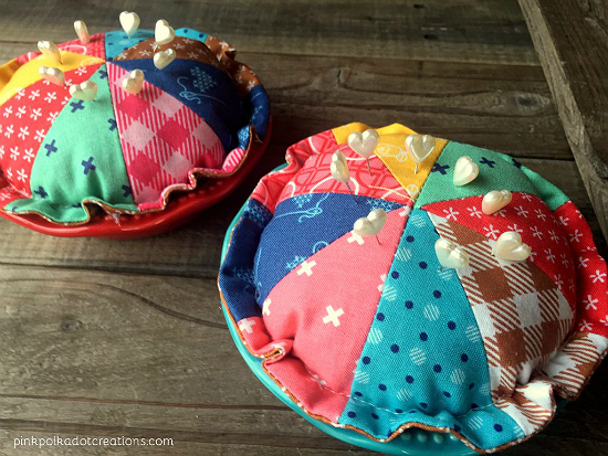 Cutie Pie Pincushion Tutorial