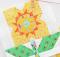 Daffodil Quilt Block