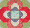 Flower Quilt Block Tutorial