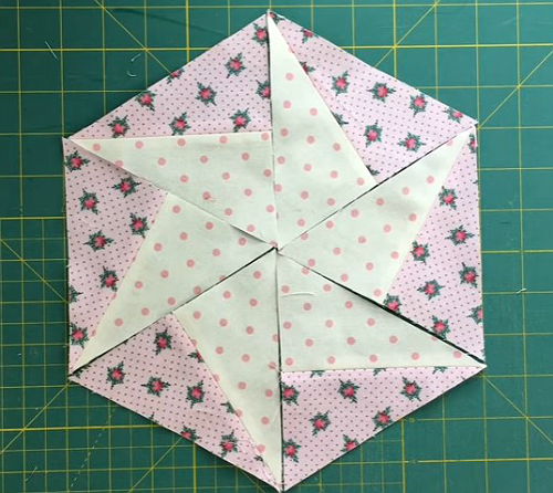 Two Ways to Make Versatile Hexagon Blocks