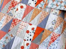 Auburn Quilt Pattern