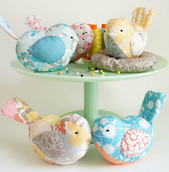 Little Birdie Pattern