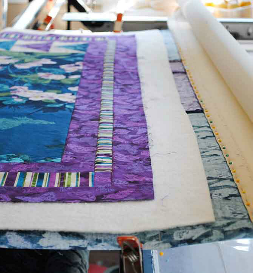 How to Prepare a Quilt for Longarm Quilting