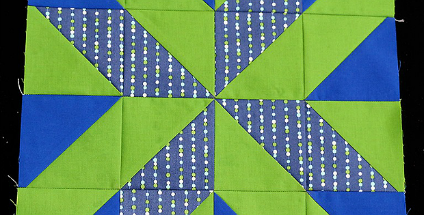 How to Achieve Perfect Points in Quilt Blocks