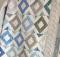 Seaglass Mosaic Quilt Pattern