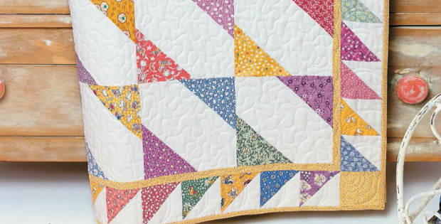Star Search Quilt Pattern