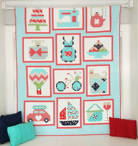 Snapshots Quilt Block Patterns