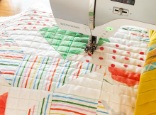 Easy Tools for Perfectly Straight Quilting Lines
