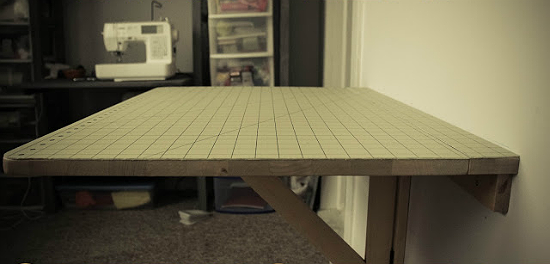 3 DIY Cutting Tables for Small Spaces
