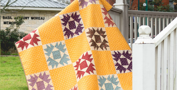 Union Square Quilt Pattern