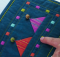 Make Quilting Pop with Big Stitch Machine Quilting