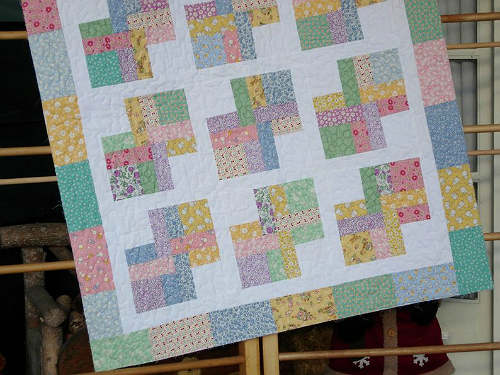 Danish Delights Layer Cake Quilt Pattern