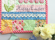 Happy Easter Mini Quilt