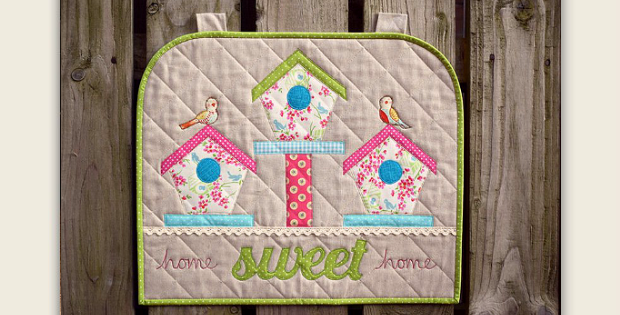Home Sweet Home Wallhanging Pattern