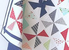 Pinwheels and Polka Dots Quilt Pattern