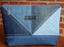 Dotti Denim Pouch Pattern
