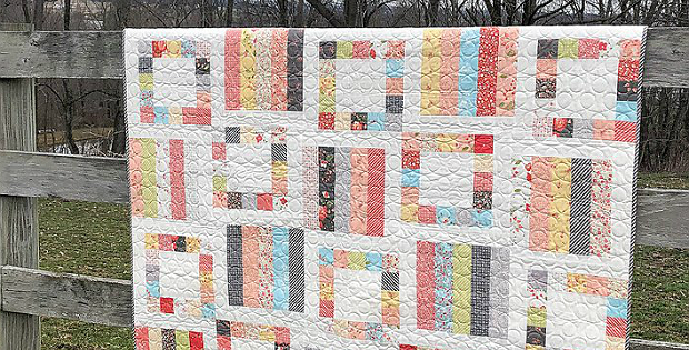 Jelly & Jam PDF Quilt Pattern