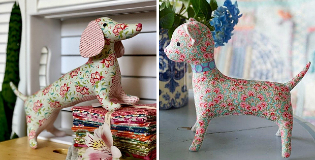 Kitten and Dachshund Patterns