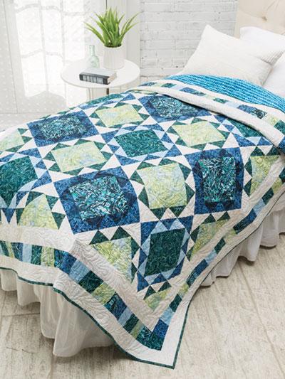 Emerald Coast Quilt Pattern