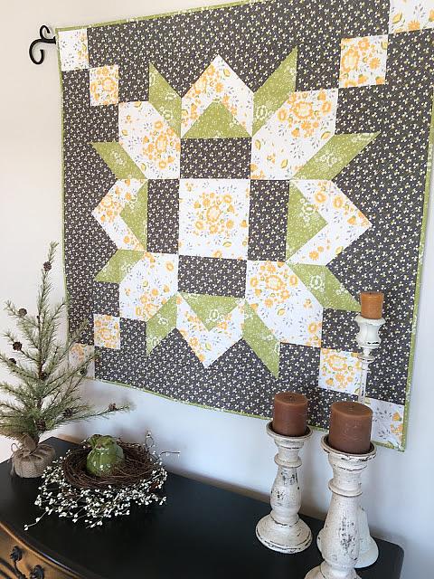 Barn Star Quilt Pattern