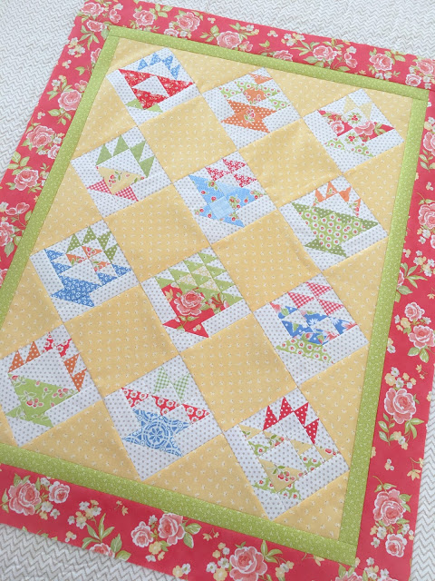 Basket Sew Sampler Pattern