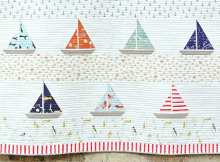 Ahoy Sailor Quilt Pattern