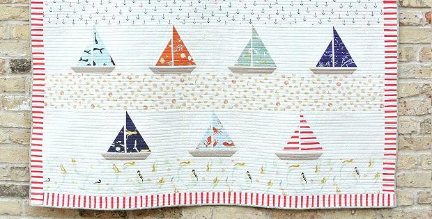 Ahoy Sailor Quilt Pattern