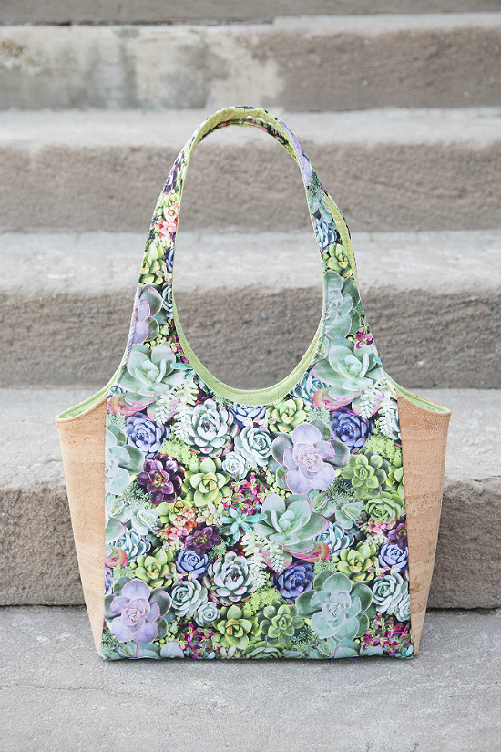 Clydebank Tote Pattern