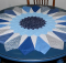 Dresden Table Topper Pattern