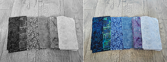 Try This Foolproof Trick for Sorting Fabric by Value