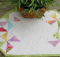 Dress Up Any Table with This Mini Table Quilt