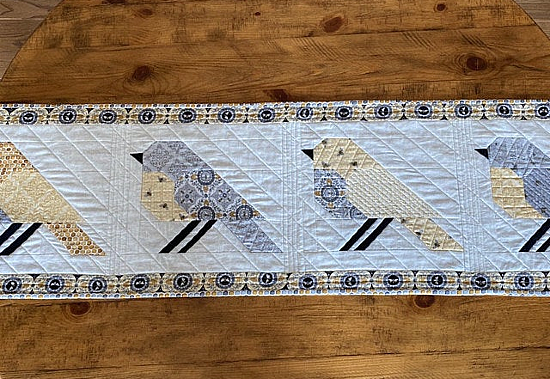 Bluebird Quilt Block Pattern