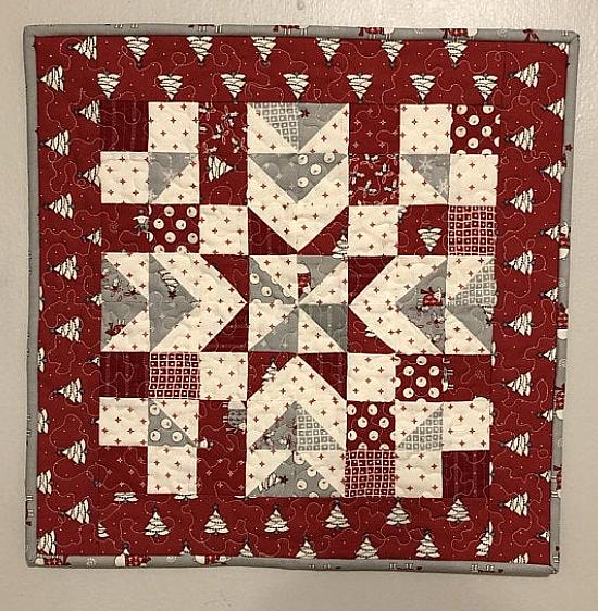 Charming Barn Quilt pattern