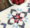 Star Spectacular Table Runner Quilt Pattern