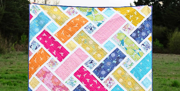 Tessa Quilt Pattern