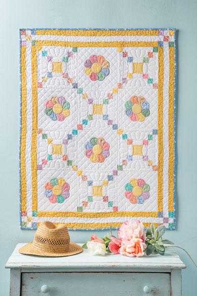 Shirley's Garden Quilt Pattern