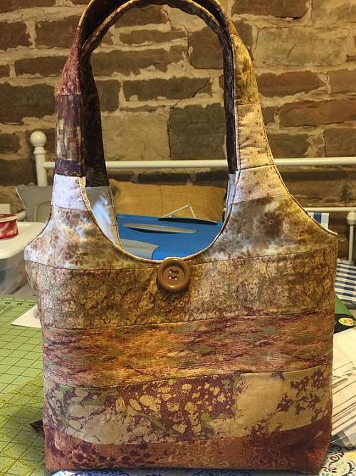 Reversible Jelly Roll Bag Tutorial