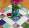 Disappearing 9-Patch Table Topper Tutorial