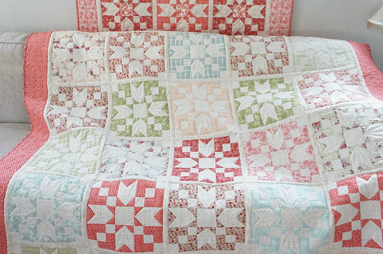 Loyal Heights Quilt Pattern