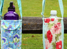 Walkers Water Bottle Sling Pattern