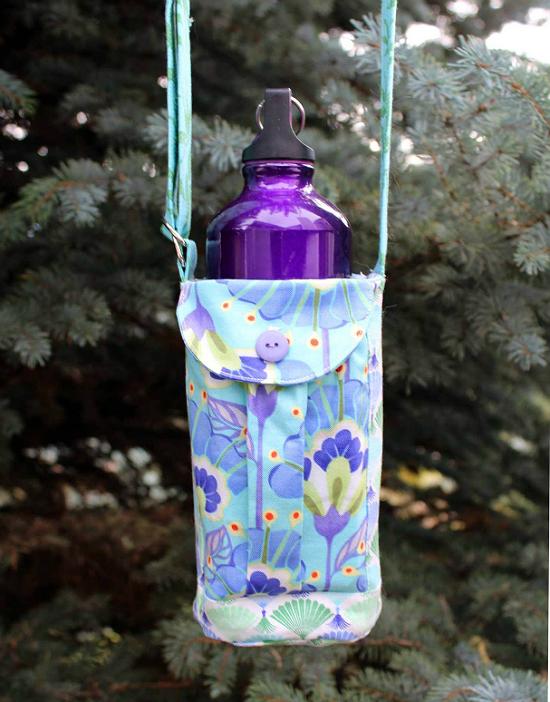 Walkers Water Bottle Sling Pattern