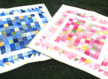 Hundred Hugs Quilt Tutorial