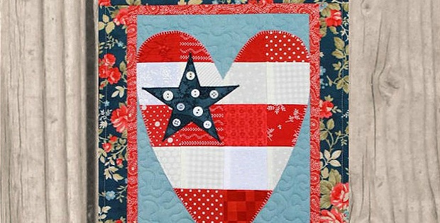 Seasons in Patches - America Quilt Pattern